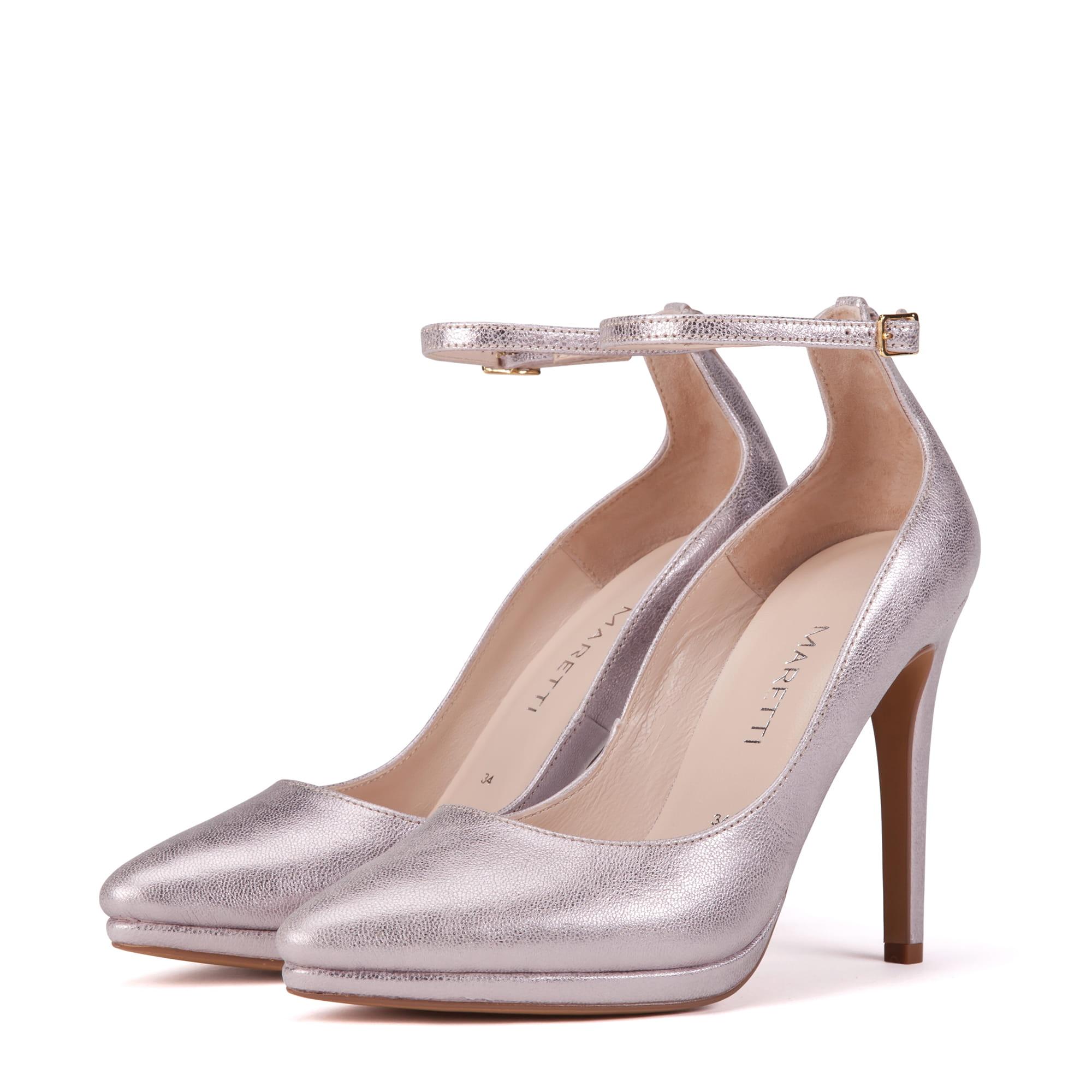 275e4903 Małe buty damskie. Małe rozmiary 32-35. MARETTI PETITE SHOES 1401-16 ...